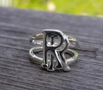 Randy Rhodes ring