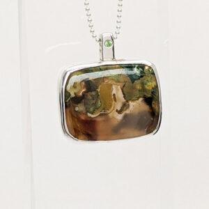 rhyolite opal jewelry